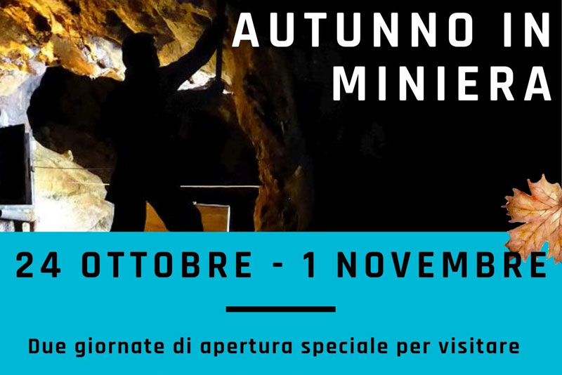 Autunno in Miniera - Saint Marcel